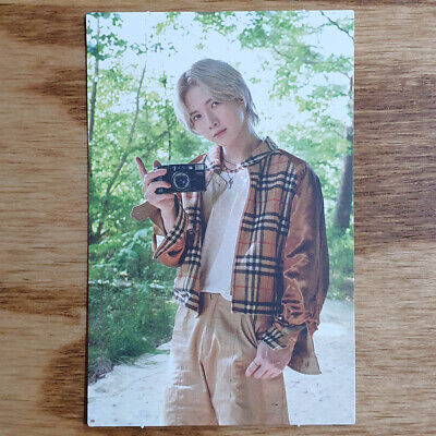 Yeo Sang Official Photocard Ateez 5th Mini Album