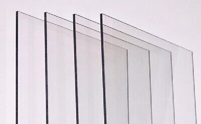 Transparent Perspex Sheet Acrylic Glass Sheet Custom Cut To Size Plastic Sheet