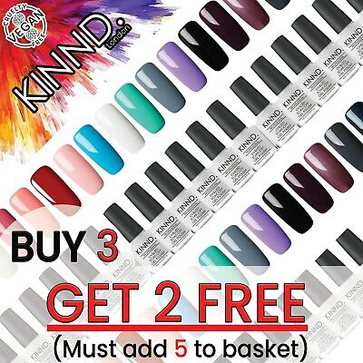 Nail Gel Nail Polish UV LED Soak Off Nail Varnish Top Base Coat Colour