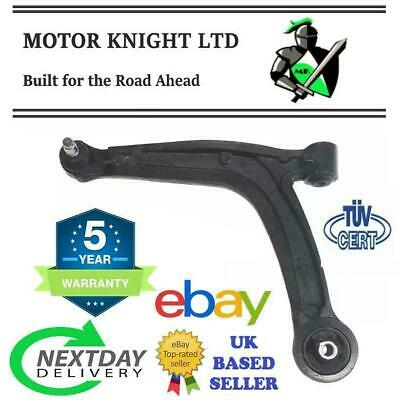 For Fiat Croma 2005-2007 Lower Front Left and Right Wishbones Suspension Arms
