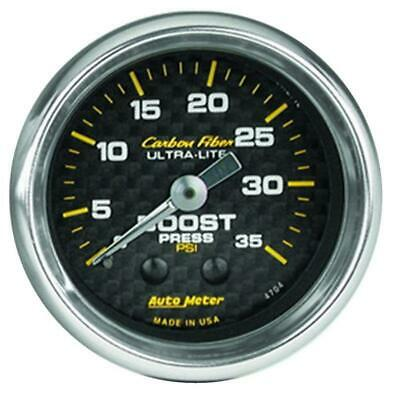 AutoMeter 4704 Boost Gauge | Express Shipping!