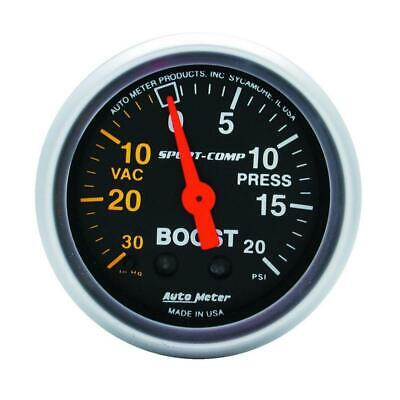 AutoMeter 3301 Boost Gauge | Express Shipping!