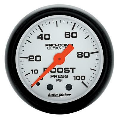 AutoMeter 5706 Boost Gauge | Express Shipping!