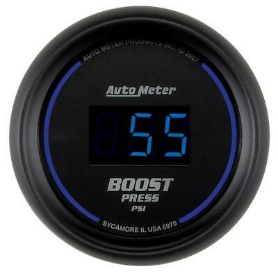 AutoMeter 6970 Boost Gauge | Express Shipping!