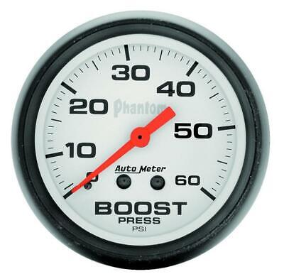 AutoMeter 5705 Boost Gauge | Express Shipping!