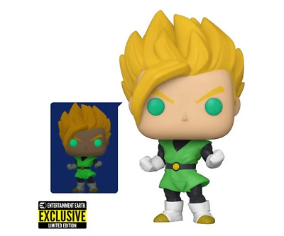 Funko Pop! Dragon Ball Z Super Saiyan Gohan GITD Pop! Pre Order EE Excl!