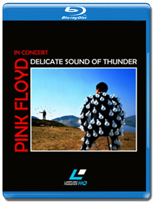 Pink Floyd Delicate Sound of Thunder Blu-Ray