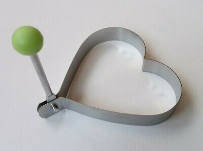 Heart Shaped Pancake Or Egg Mould (Brand New)