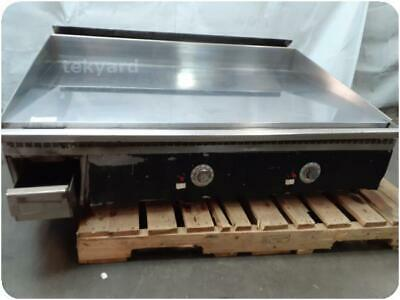 Electric Countertop Flat Griddle ! (217611)