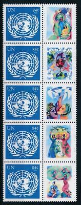 [300529] United Nations 2007 good set of stamps very fine MNH