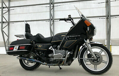 1978 Honda Gold Wing  1978 Honda Gold Wing GL1000, Many Extras,Fairings, Cases, Radio Low Miles, MAINE