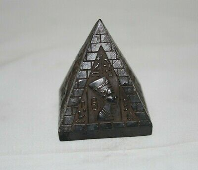 Pharaonic Ancient Egyptian Antique Pyramid Statue 1785-1546 BC