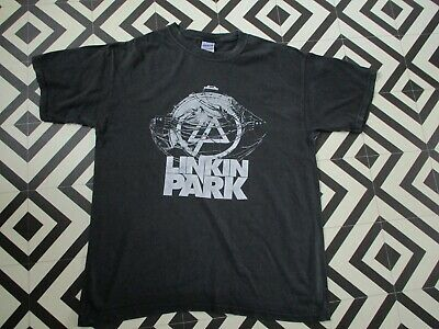 Mens 90S ? Vintage Linkin Park T Shirt Hipsta Gc  Oversized Spellout L Band