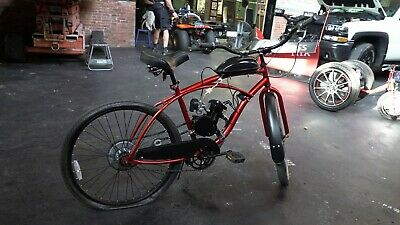 2015 Other Makes  Huffy Two-Stroke Bicycle MOPED NEW MOTOR ONLY RIDDEN 5 MILES OR LESS OWNED BY SR