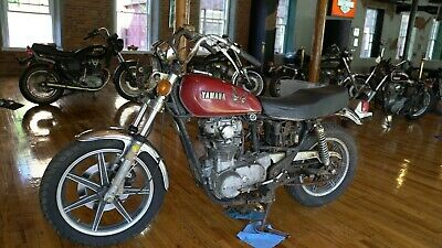 1978 Yamaha XS  1978 Yamaha XS650 Special FOR RESTORATION OR PARTS #6 OF 10 FOR SALE THIS WEEK