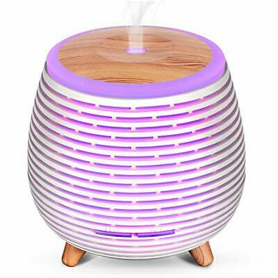SALKING MINI ESSENTIAL Oils Diffuser,90ml Aromatherapy Diffusers with Rose - EUR 31,02 | PicClick FR