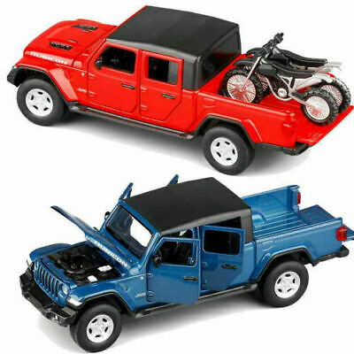 1:32 Jeep Gladiator Rubicon Diecast Model Car Toy Collection Sound/&Light Gift