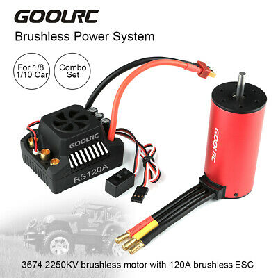 RC Model Vehicle Parts & Accs Other RC Parts & Accs BRUSHLESS HV ...