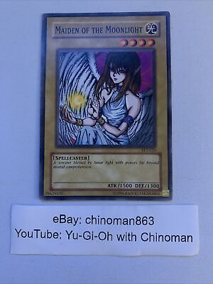 Common BC-41 Maiden of the Moonlight Yugioh Japanese