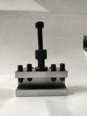 Dickson S2 / T2 Quick Change Tool Post Harrison Lathes (Boring VEE Holder ONLY)