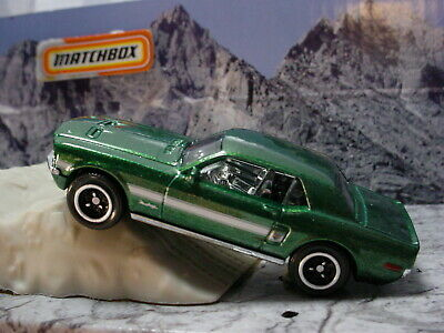 1968 FORD MUSTANG GT CS #2//12☆ Purple☆2020 Matchbox RETRO TARGET Exclusive