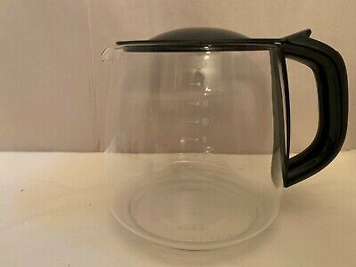 Used Krups 12 Cup Coffee Maker, Krups Glass Coffee Pot Replacement
