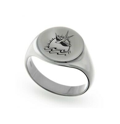 Johnny Depp Marilyn Manson ring in sterling silver 925 Anello in argento 925