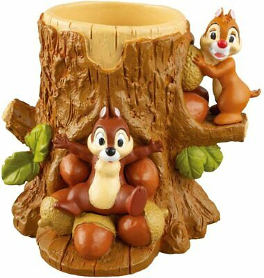 CHIP /& DALE CHIP/'N DALE SIMPLE LINE GLASSES STAND DISNEY Character Item New JPN