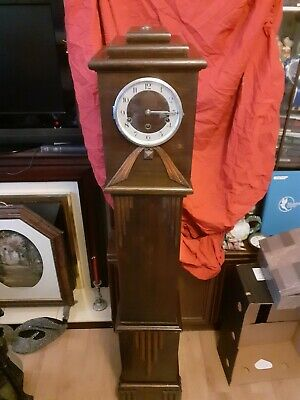 Grandmother clock  art deco Westminster chime