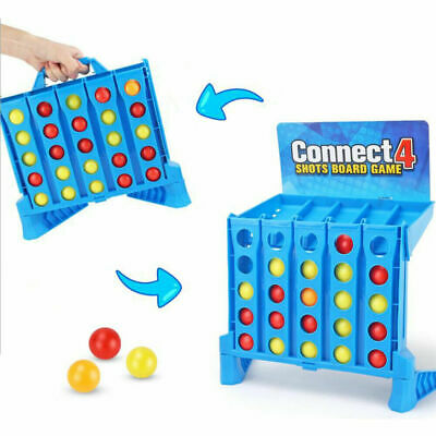 SEKULA Connect 4 Shots Game Children/'s Educational Toys Gifts for Kids *Xmas*
