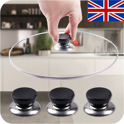 Universal Replacement Knob Handle for Lid Pot Pan Cover Cookware Kitchen TR16