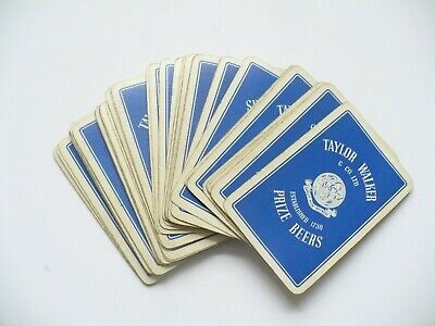 Deck Of Playing Cards Vintage Taylor Walker 30 00 Picclick Uk