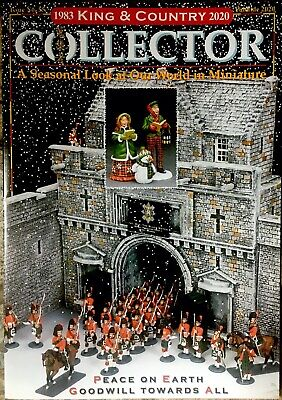 King /& Country Collector Magazine #40 Yuletide 2013 Issue 28 Pages