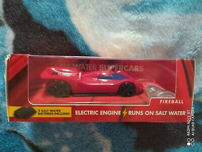 Shadow Brand New in Box. A Shell V-Power Salt Water Supercar