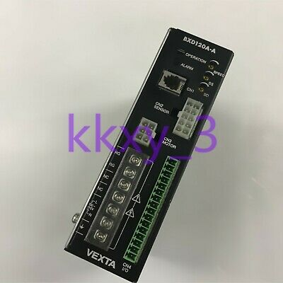 ORIENTAL MOTOR SUPER VEXTA BXD120A-C DRIVER TESTED WORKING FREE SHIP