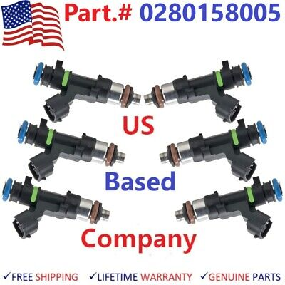 KIT REPAIR  OEM Bosch Fuel Injector 0280158005 FOR NISSAN QUEST 3.5 V6 L