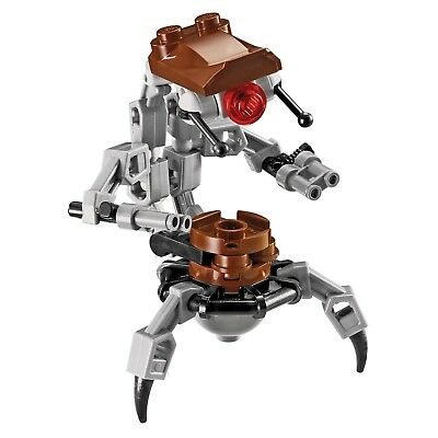 NEW LEGO STAR WARS DROIDEKA DESTROYER DROID FIGURE FAST +GIFT 75002-2013