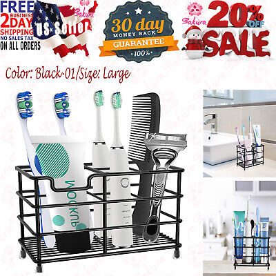 Electric Toothbrush Holder  Stainless Steel Holder  by Sonic Solutions  Made in USA   Bathroom Organization  BEST SELLER