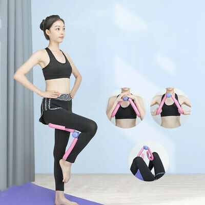 Thigh Leg Exerciser Multi-functional Slim Arm Fat Muscle Trainer Yoga Workout