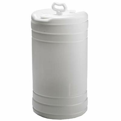 "Hudson Exchange 15 Gallon Tight Head Drum with 2"" & 3/4"" Fittings UN Rated HD..."