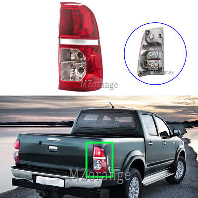 Toyota Hilux 2005-2016 mk6 mk7 Drivers Side Right Rear Light Lamp