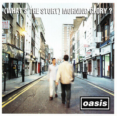 Oasis  - (What's The Story) Morning Glory ? (CD, Album, RE)