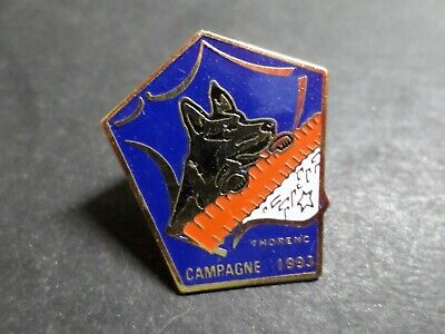 Collection Pins Objects Advertising Images, Dog, Thorenc '93, Dog Badget