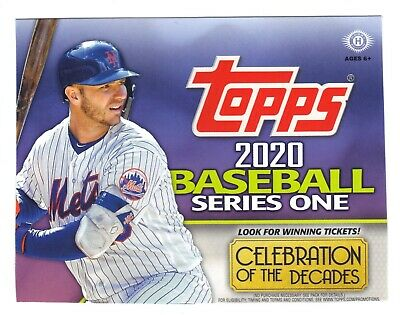 2020 Topps Baseball Series 1 You Pick 25 Cards Complete Your Set Large Selection