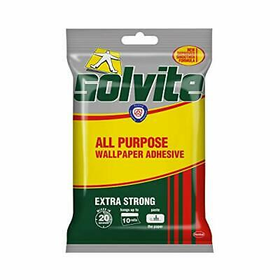 All-Purpose Wallpaper Adhesive, Reliable Adhesive for Wallpaper Extra Strong