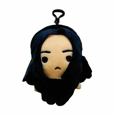 "Harry Potter Severus Snape 5"" Plush Bag Clip"