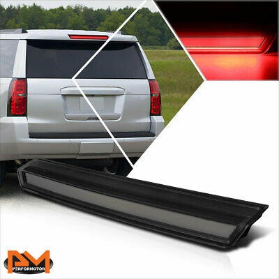 For 15-20 Chevy Suburban/Tahoe LED Third 3RD Tail Brake Light Stop Lamp Tinted