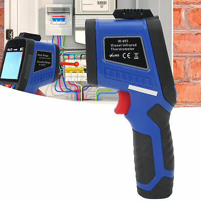IR‑893 Thermal Imager Plastic IR Infrared Thermometer Imaging Equipment ‑20~380℃
