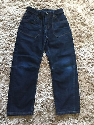 Matalan Boys Dark Wash Jeans, Age 9 Years.