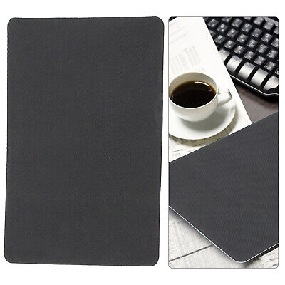 100*Blank Mouse Pad fits Sublimation Transfer Heat Press Printing Crafts